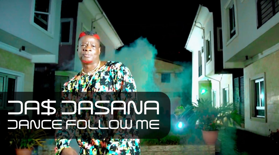 Das Dasana - Dance follow me