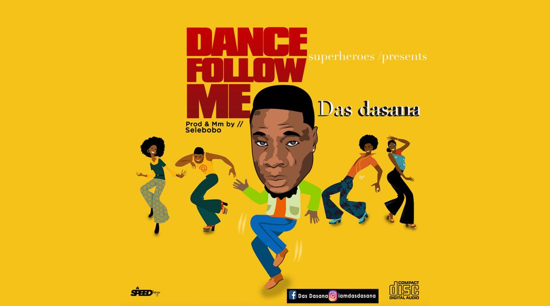 Das Dasana - Dance follow me