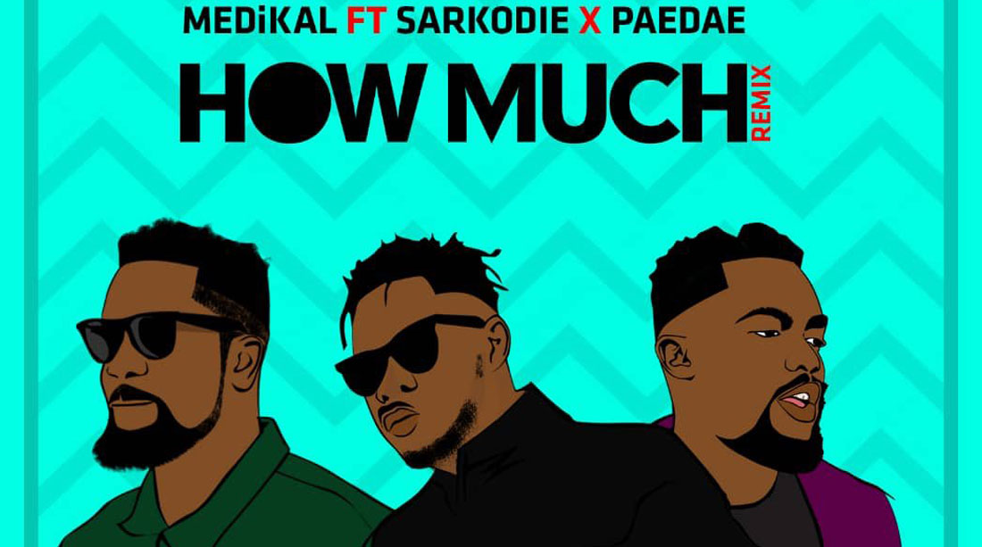 MEDIKAL - HOW MUCH (REMIX)