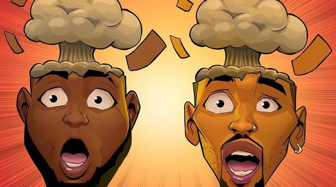 Davido Chris Brown - Blow my mind