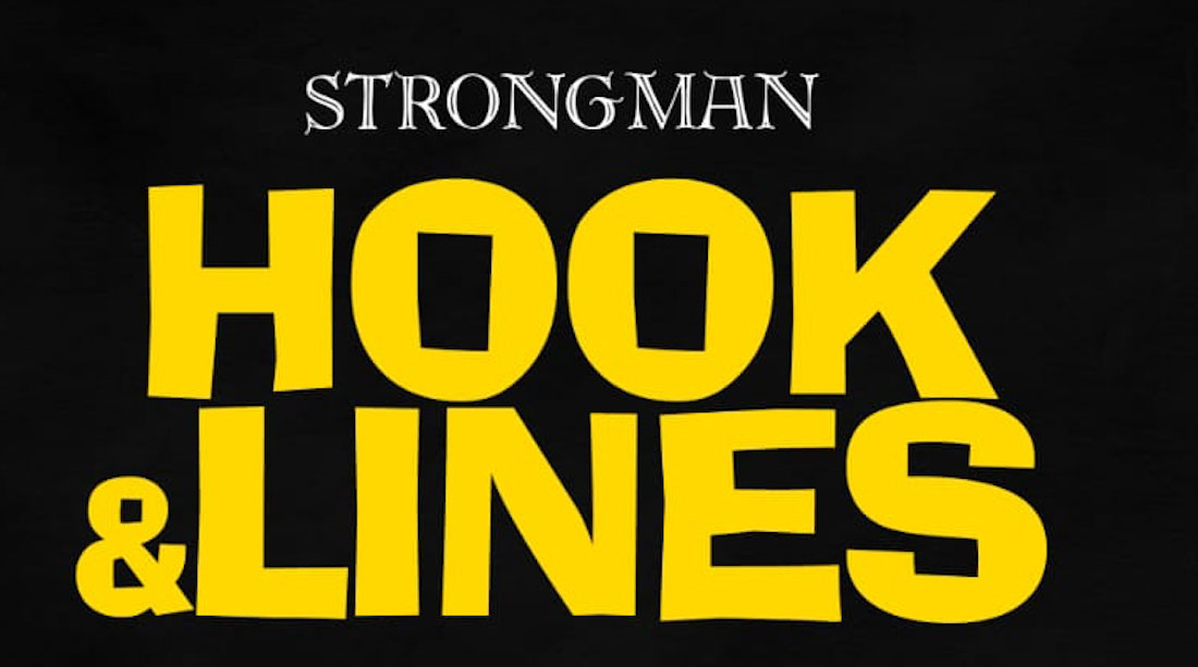 STRONGMAN - HOOK & LINES