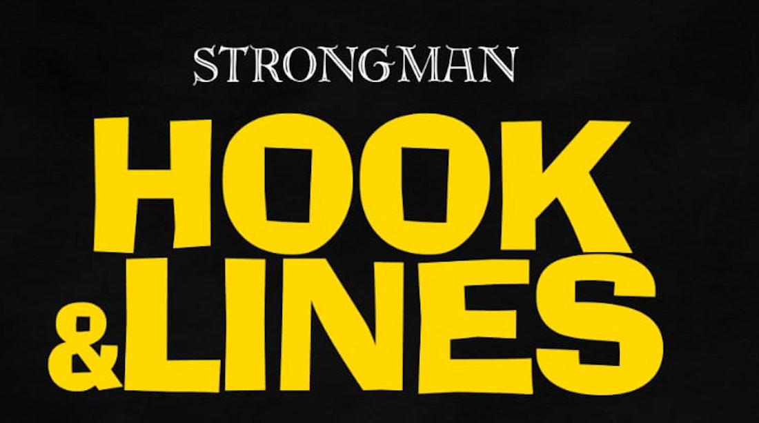 STRONGMAN - HOOK & LINES