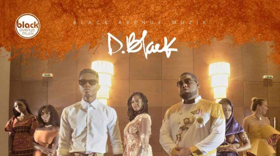 D Black - Obi ba